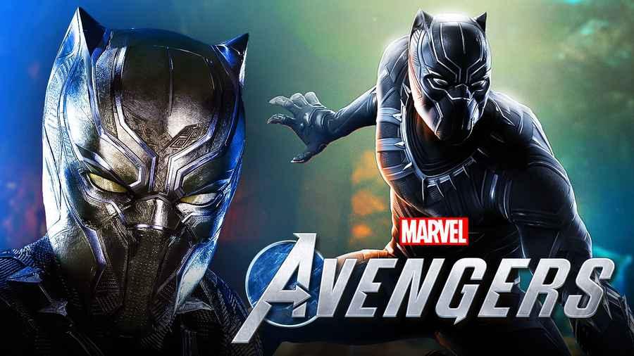 Marvel, MCU, Avengers, Black Panther