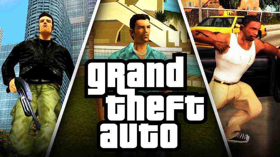 Rockstar, GTA