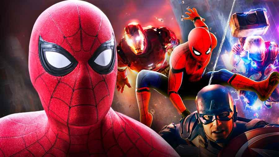 Marvel's Avengers game Spider-Man
