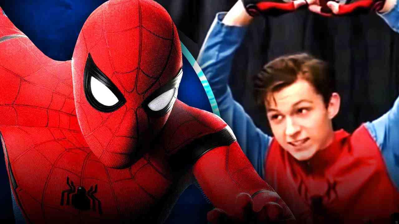 Spider-Man, Tom Holland audition