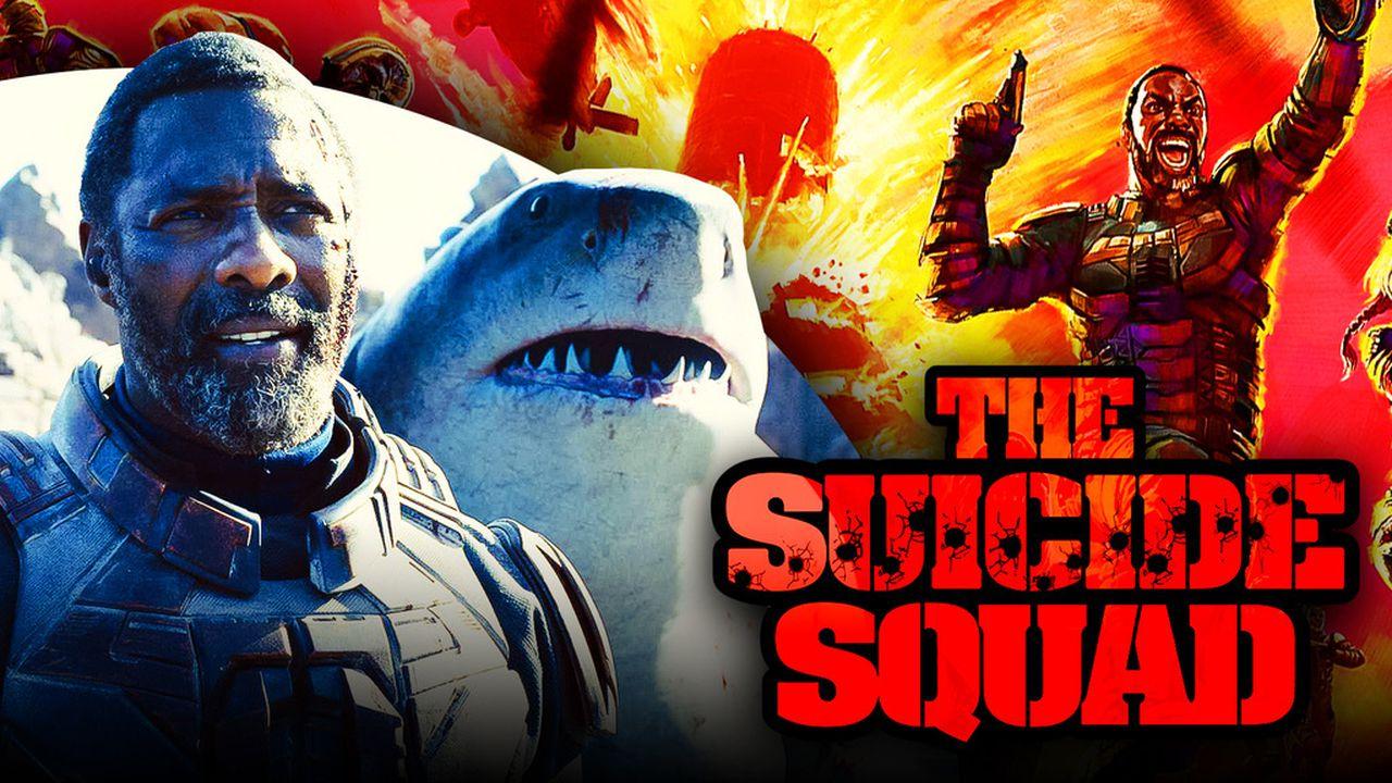 Bloodsport, King Shark, The Suicide Squad
