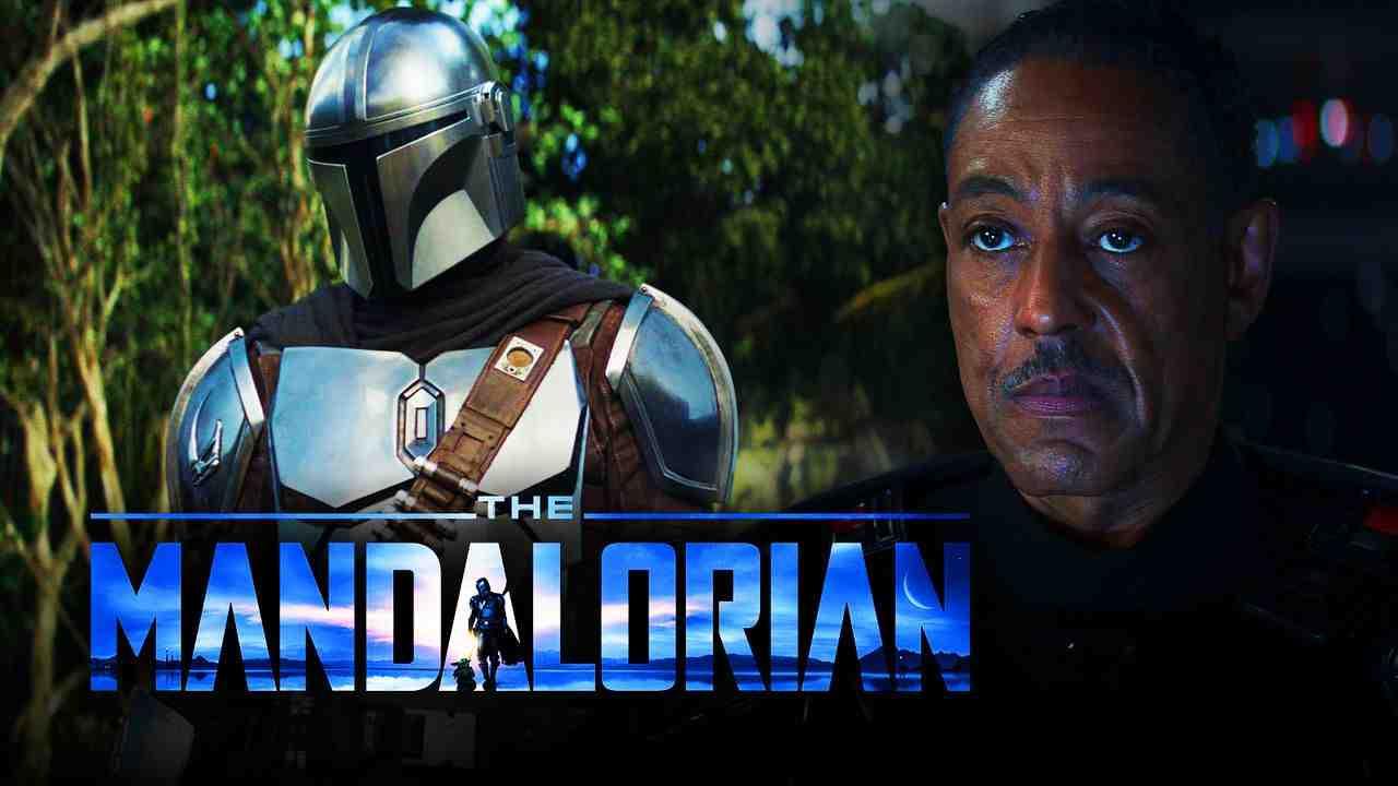 The Mandalorian, Moff Gideon