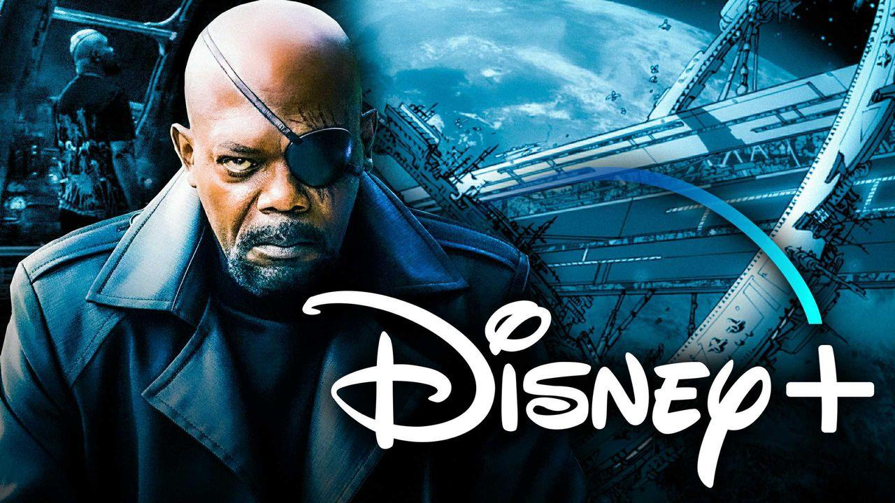 Nick Fury Disney Plus