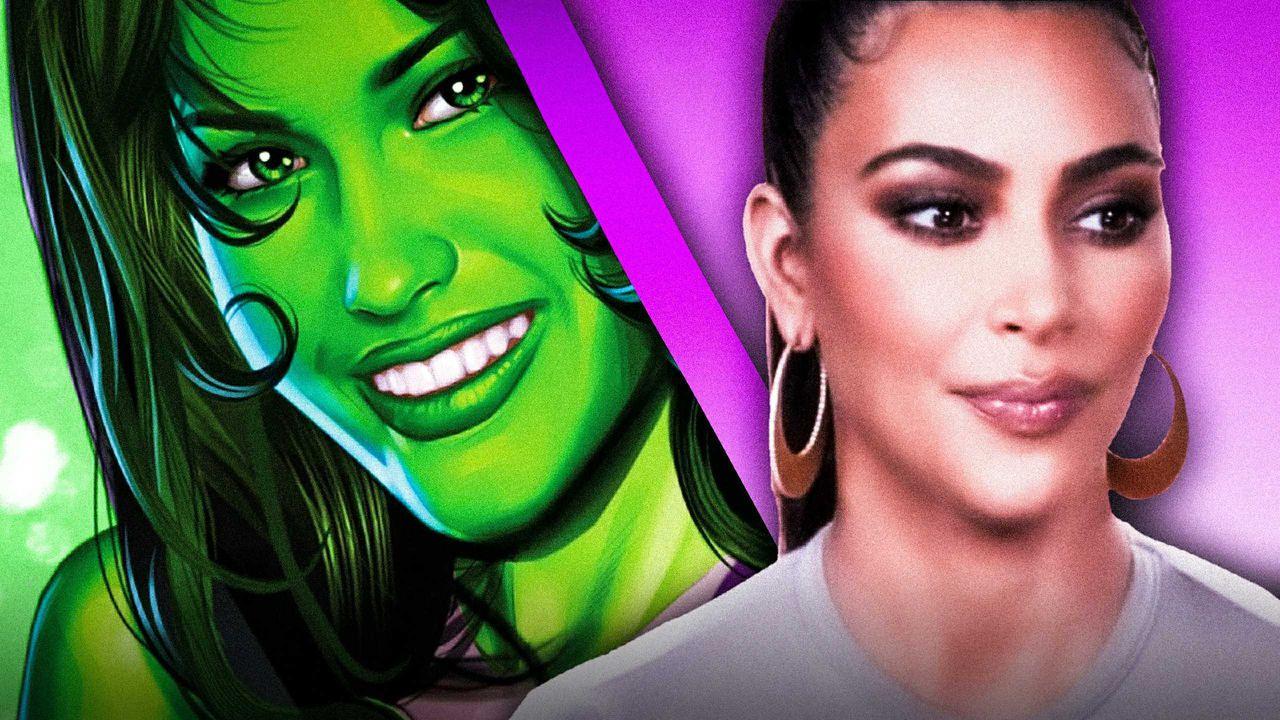 She-Hulk, Kim Kardashian
