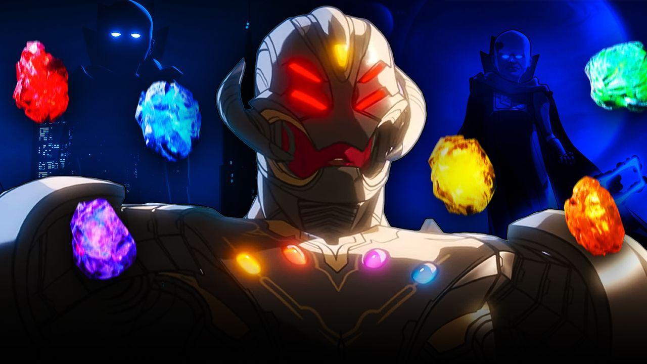 What If, Marvel, MCU, Ultron, Infinity Stones