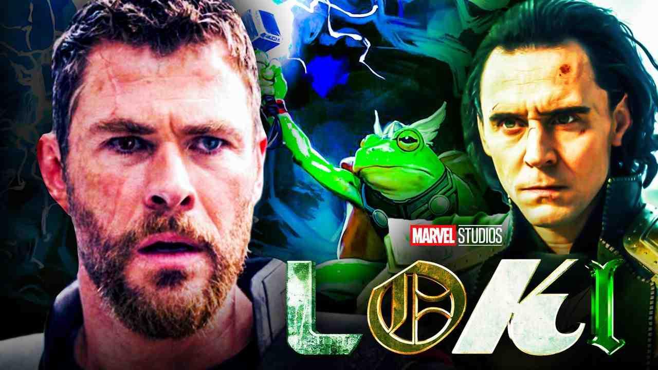 Marvel, MCU, Throg, Loki, Thor