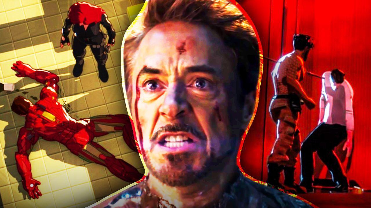 Marvel, MCU, What If, Iron Man, Robert Downey Jr.