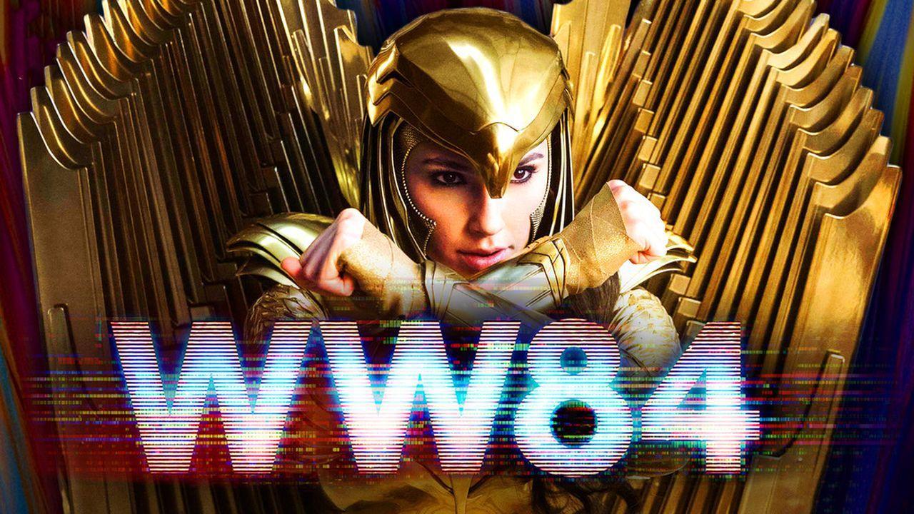 New Wonder Woman costume, WW84, Golden Armor