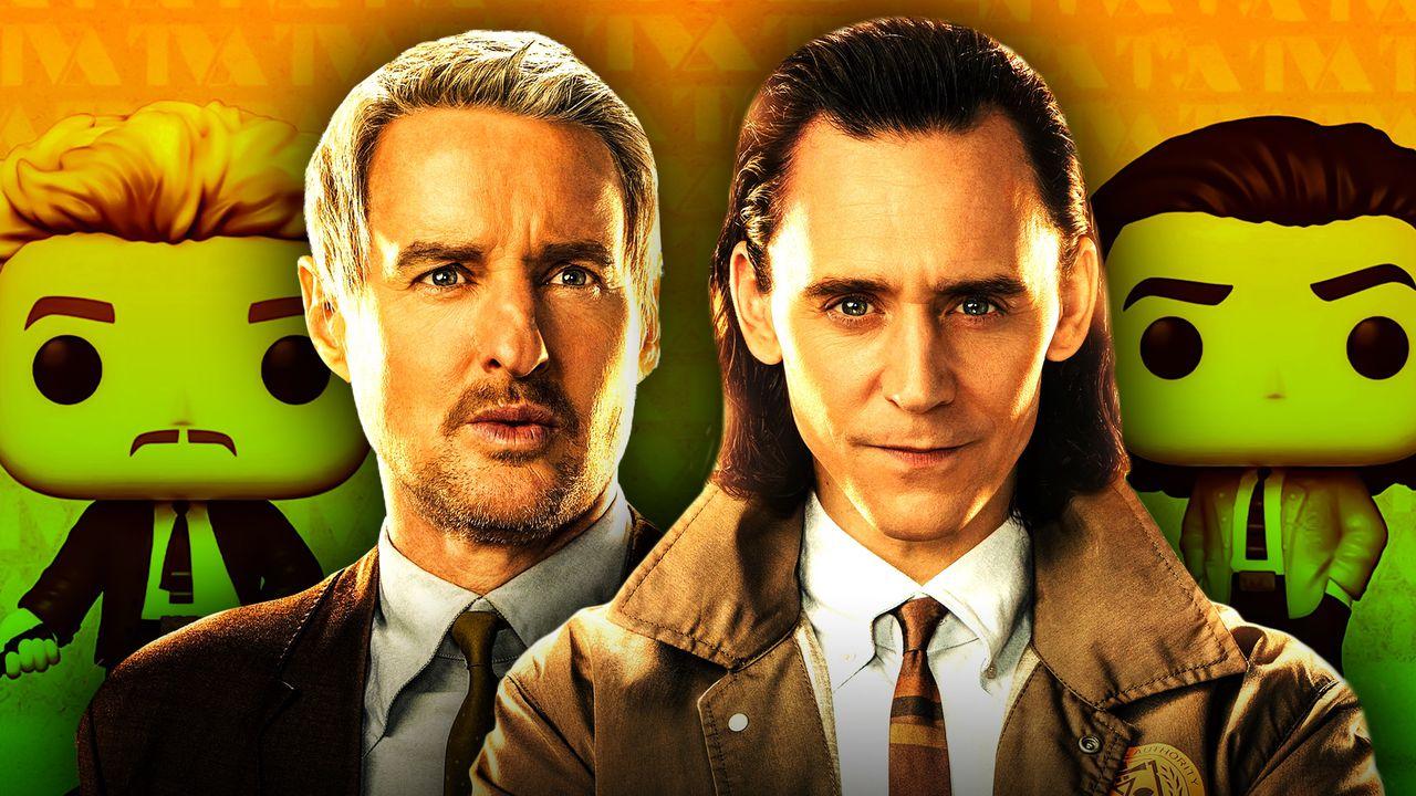 Mobius, Loki, Funko