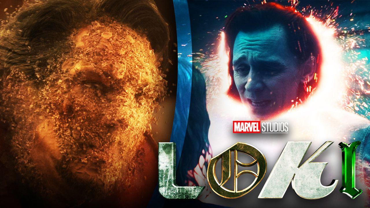 Doctor Strange, Loki, Infinity War