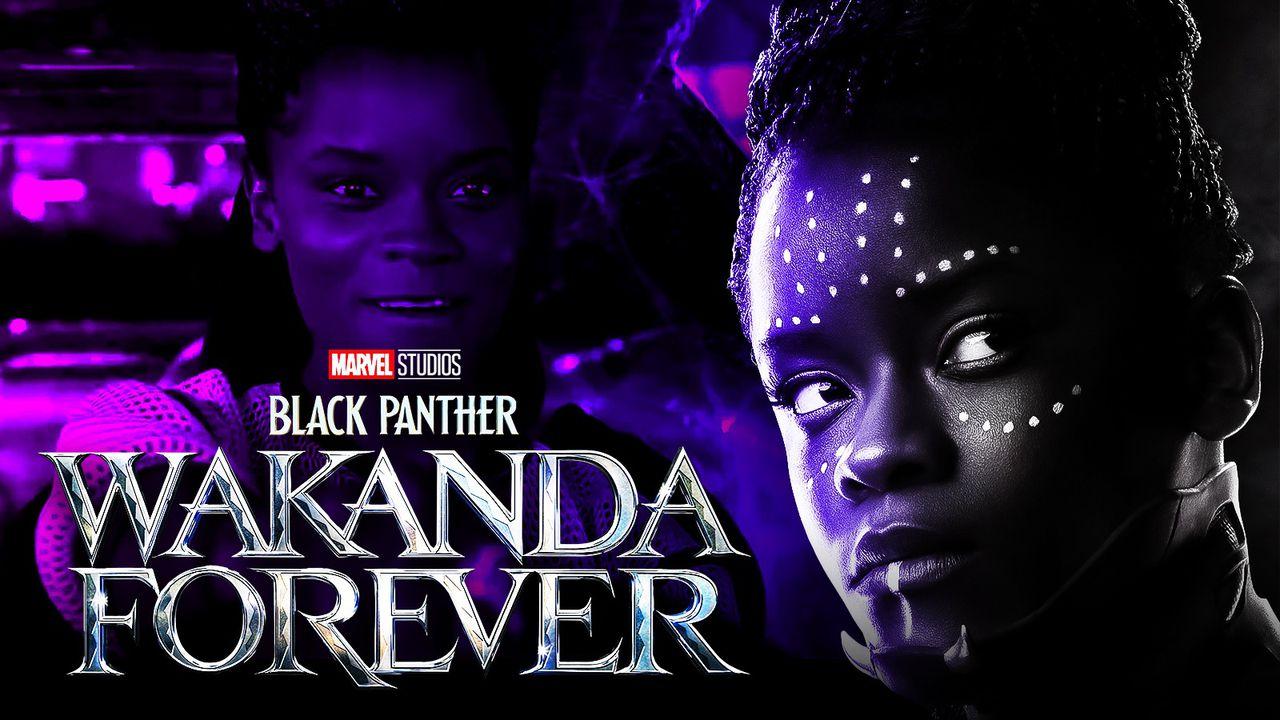 Marvel Studios, MCU, Black Panther, Shuri, Letitia Wright