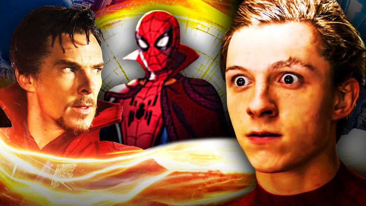 What If…?, Spider-Man, Doctor Strange