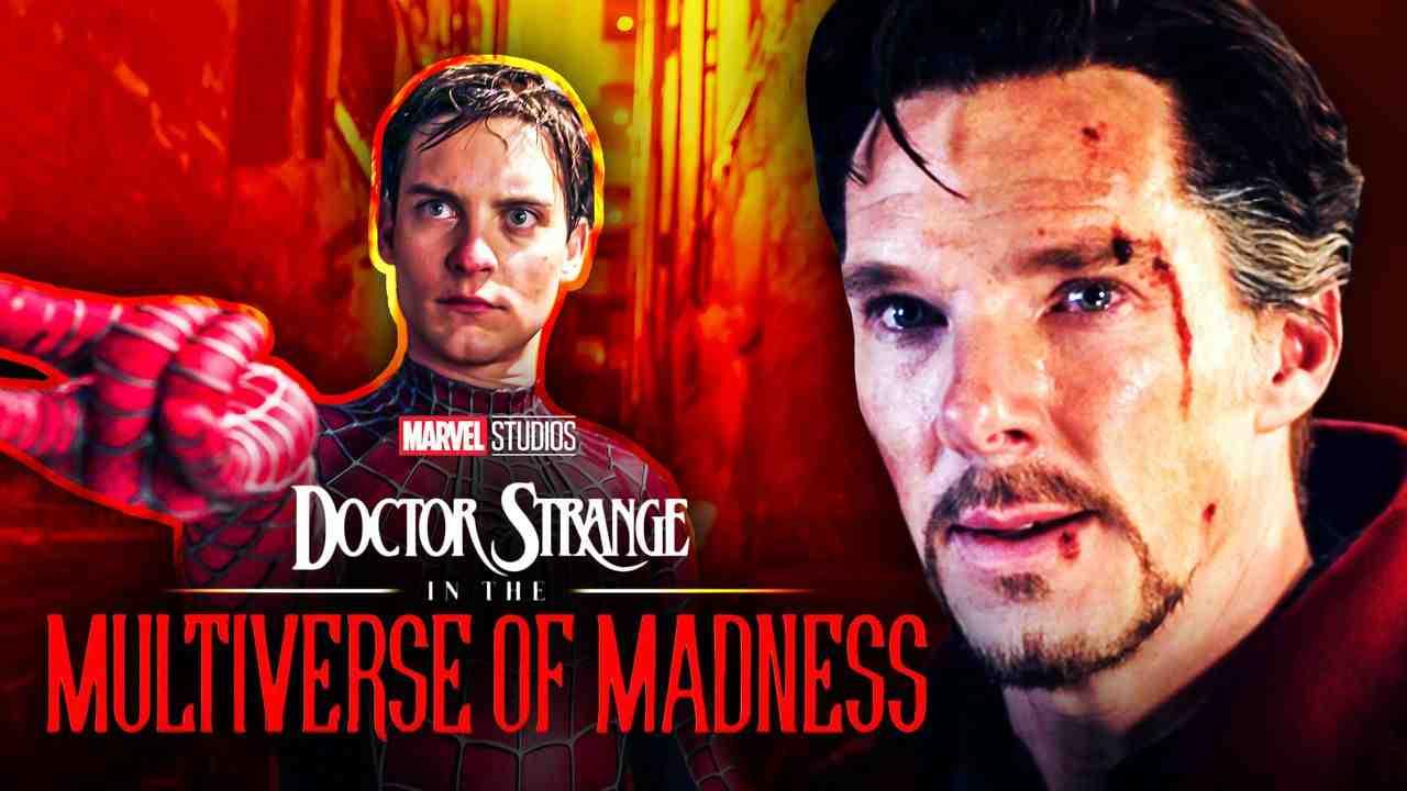 Doctor Strange, Spider-Man, Multiverse of Madness, Sam Raimi, Marvel, MCU