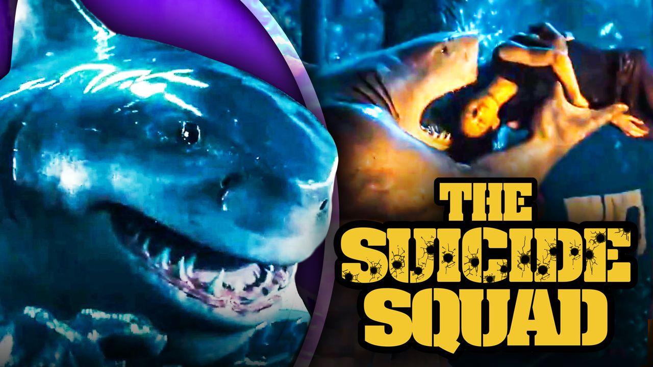 Suicide Squad, Killer Shark, DCU