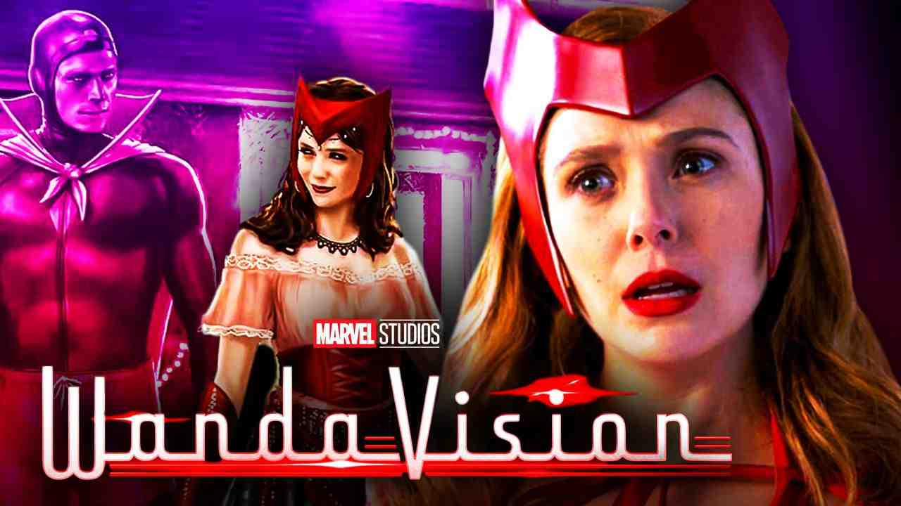 Marvel, MCU, WandaVision, Elizabeth Olsen