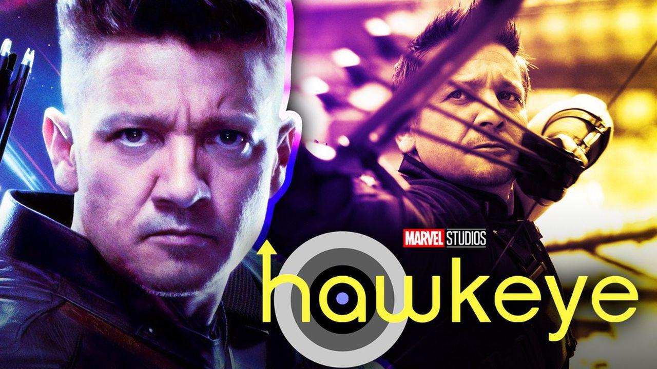 Hawkeye, show logo