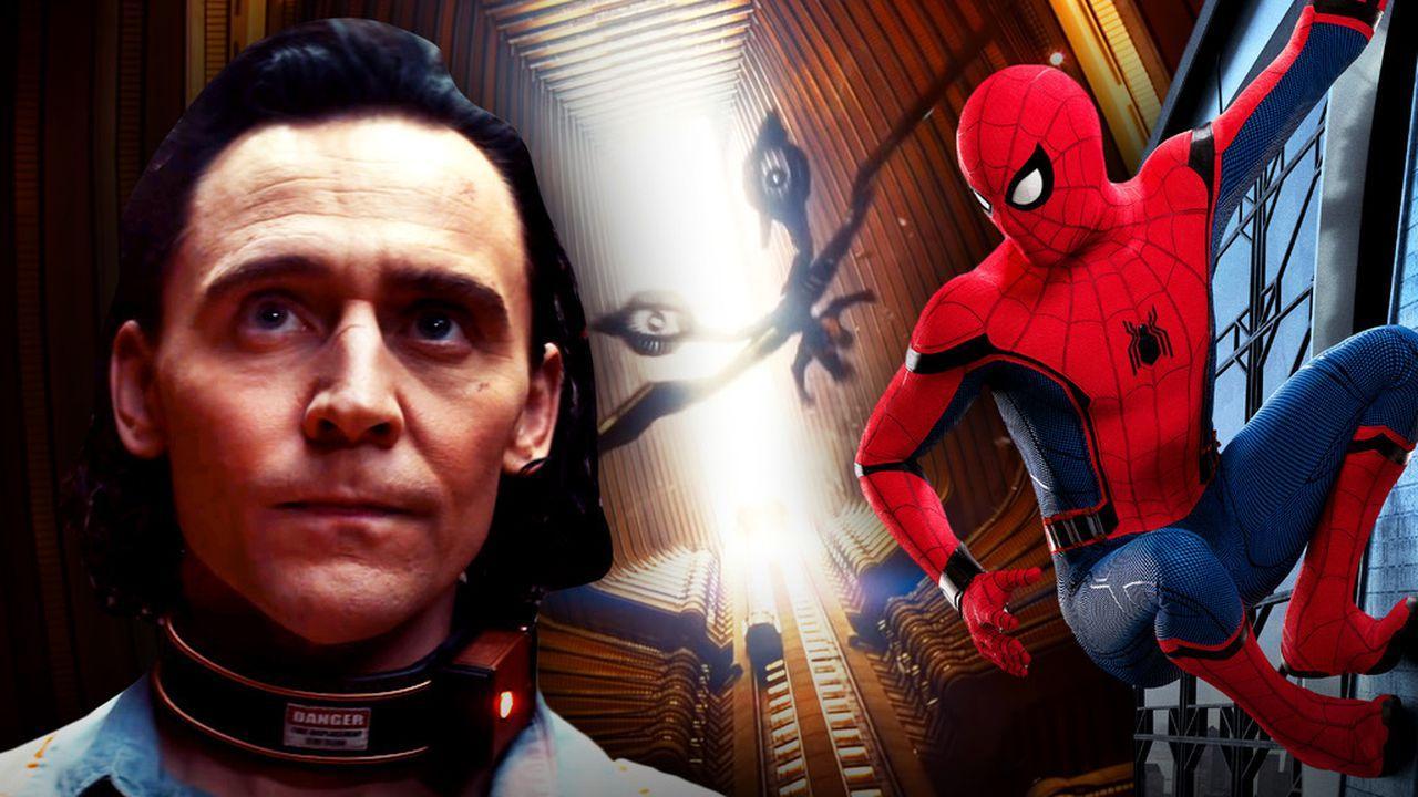 Loki, Vulture, Spider-Man