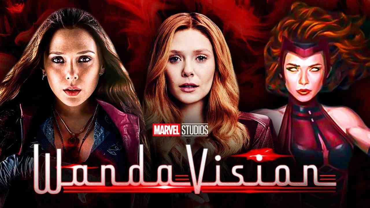 Wanda Age of Ultron, Infinity War, Comics