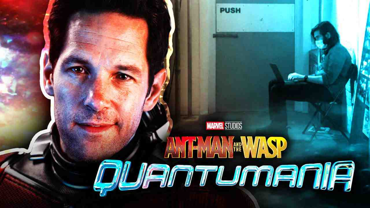 Ant-Man and the Wasp Quantumania, Ant-Man 3, Ant-Man, Paul Rudd, Jeff Loveness