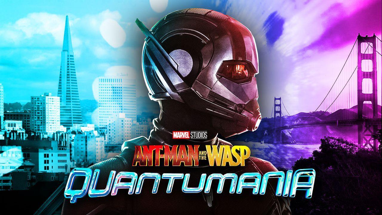 Ant-Man San Francisco
