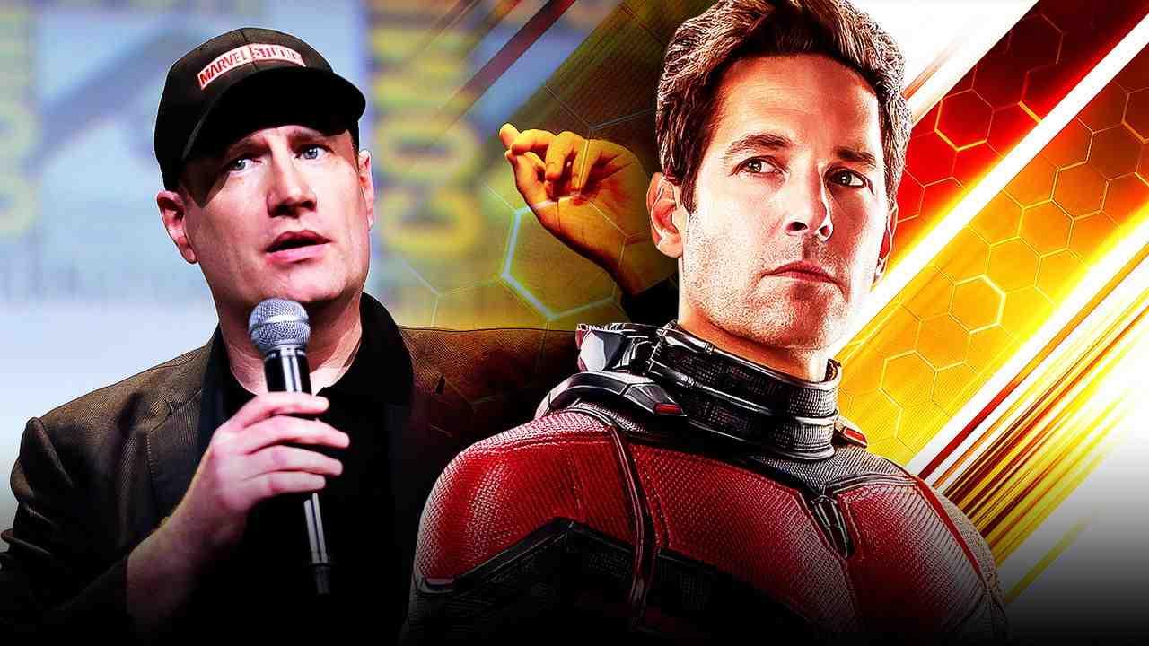 Kevin Feige, Ant-Man Paul Rudd