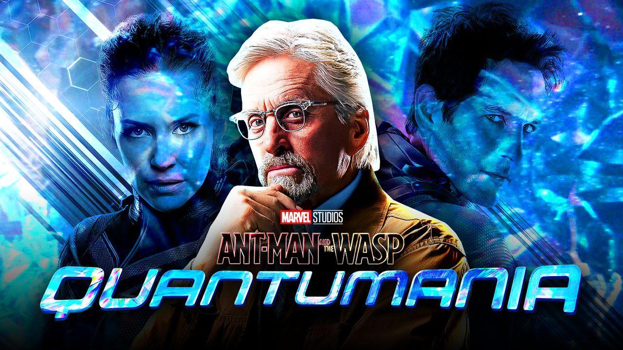 Hank Pym Ant-Man Quantumaina
