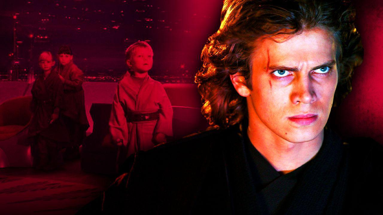 Younglings, Anakin Skywalker