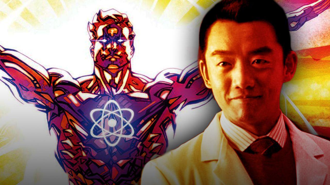 Atom Justice League Superhero Ryan Choi