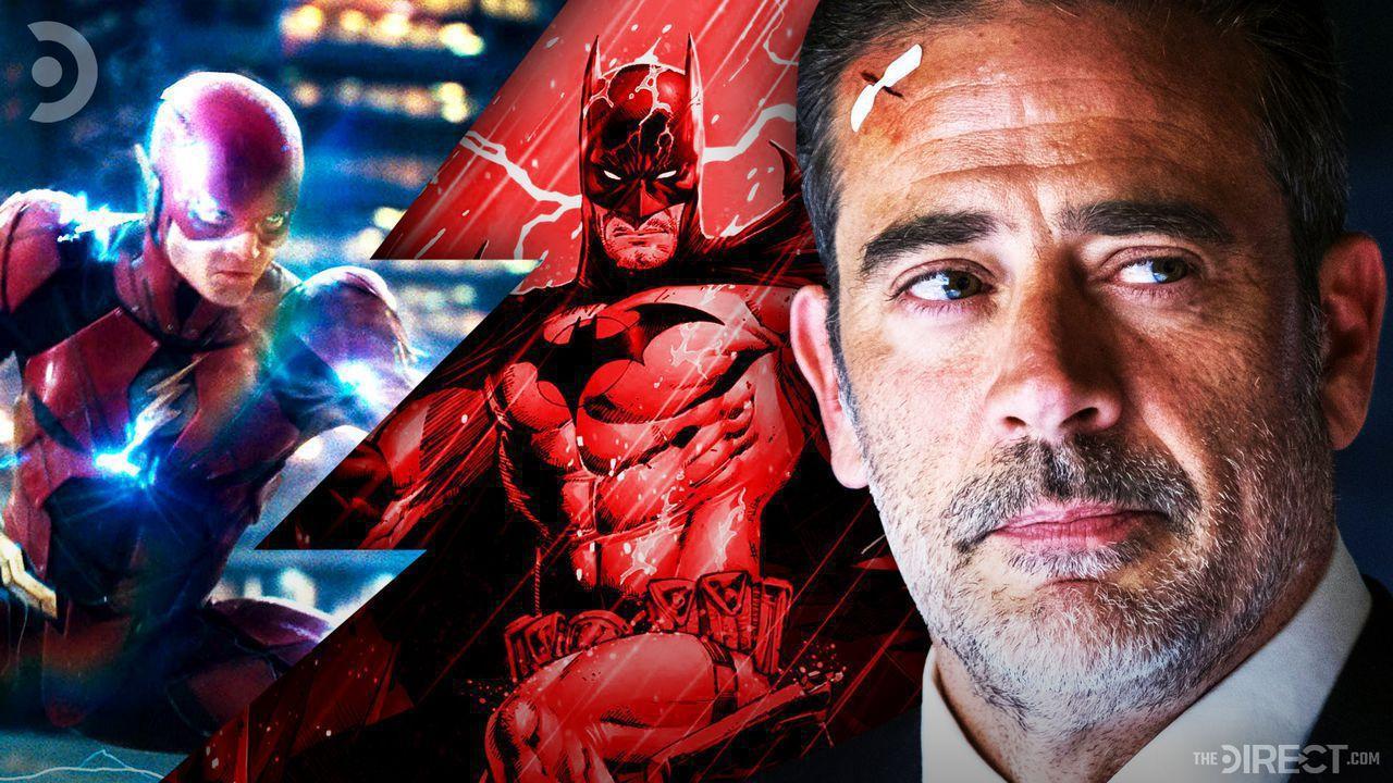 The Flash, Batman, Jeffrey Dean Morgan