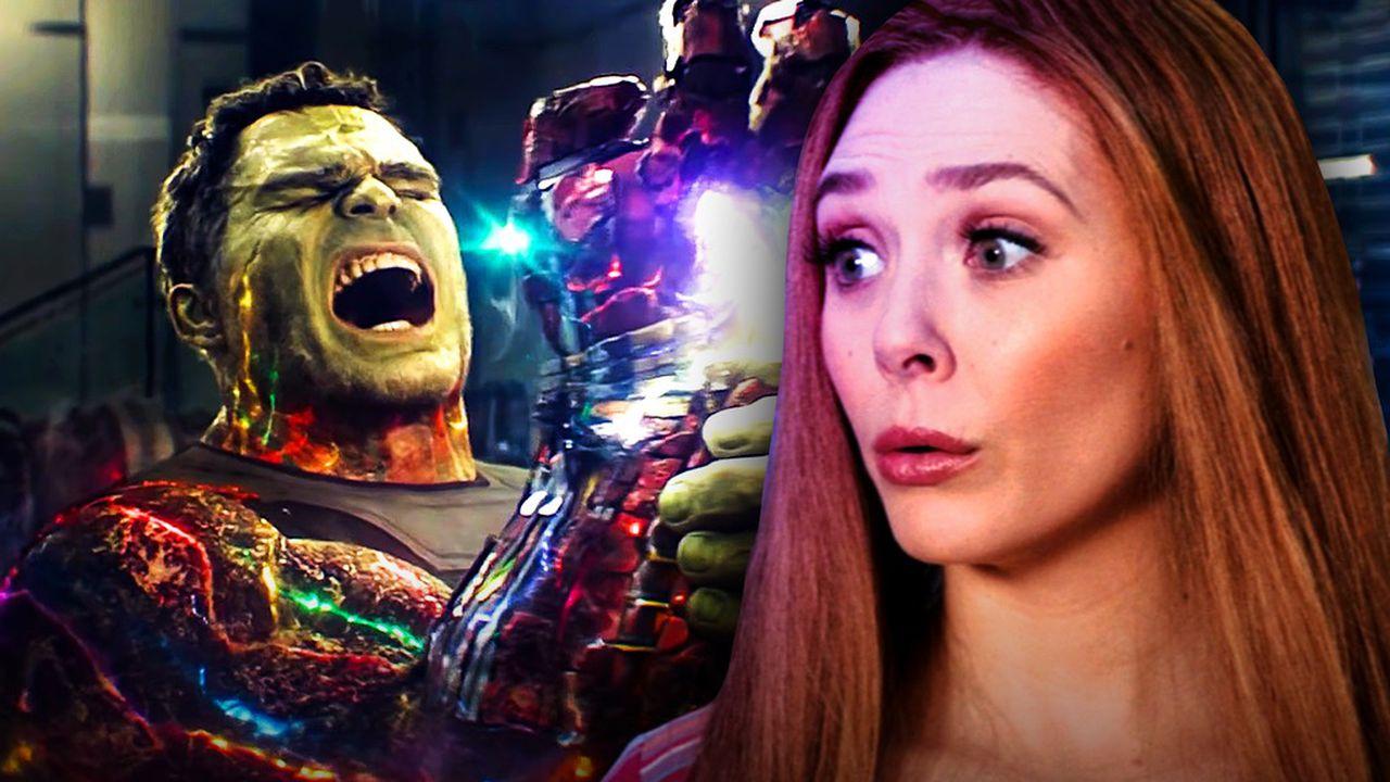 Hulk snap, Wanda