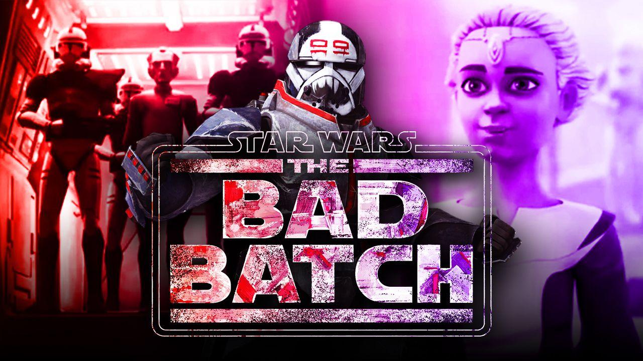 The Bad Batch logo, Bad Batch