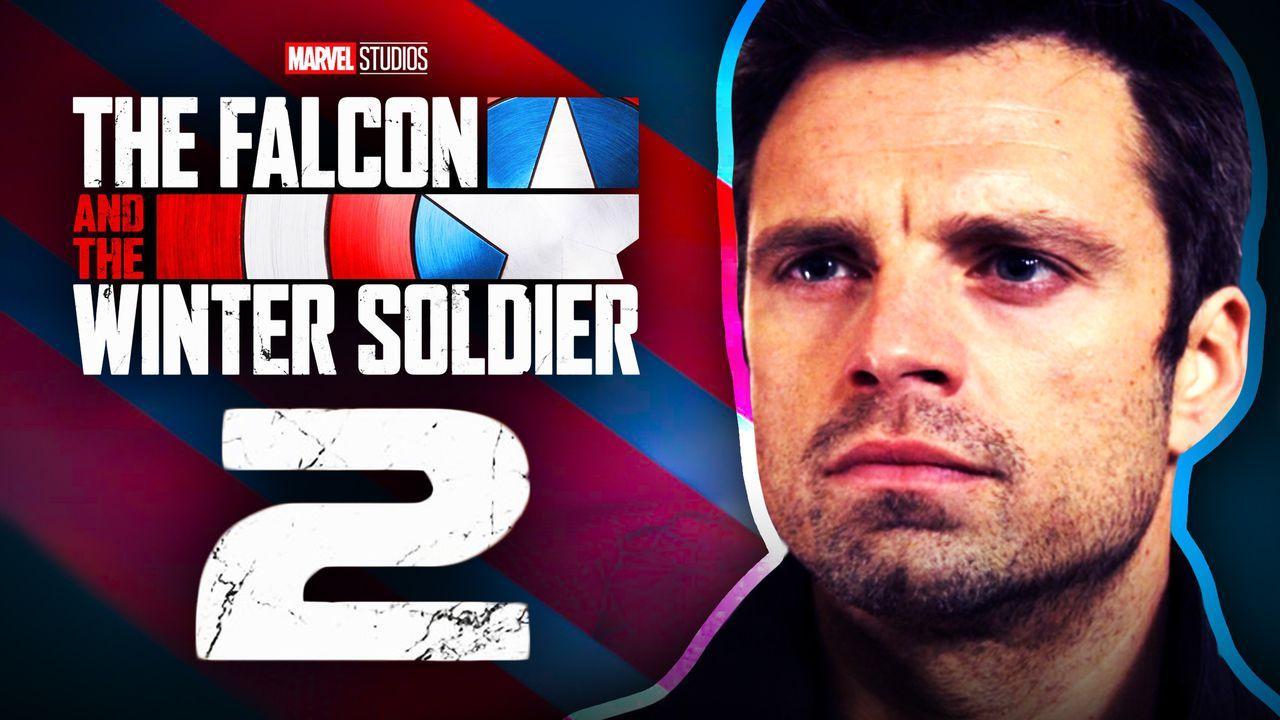 Falcon and Winter Soldier Season 2 Sebastian Stan