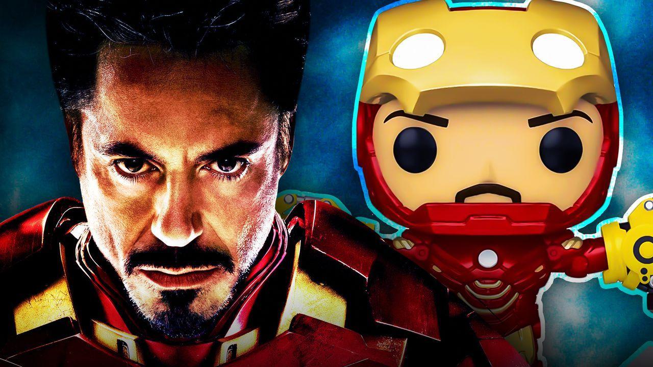 Iron Man 2, Tony Stark, Iron Man Funko Pop!
