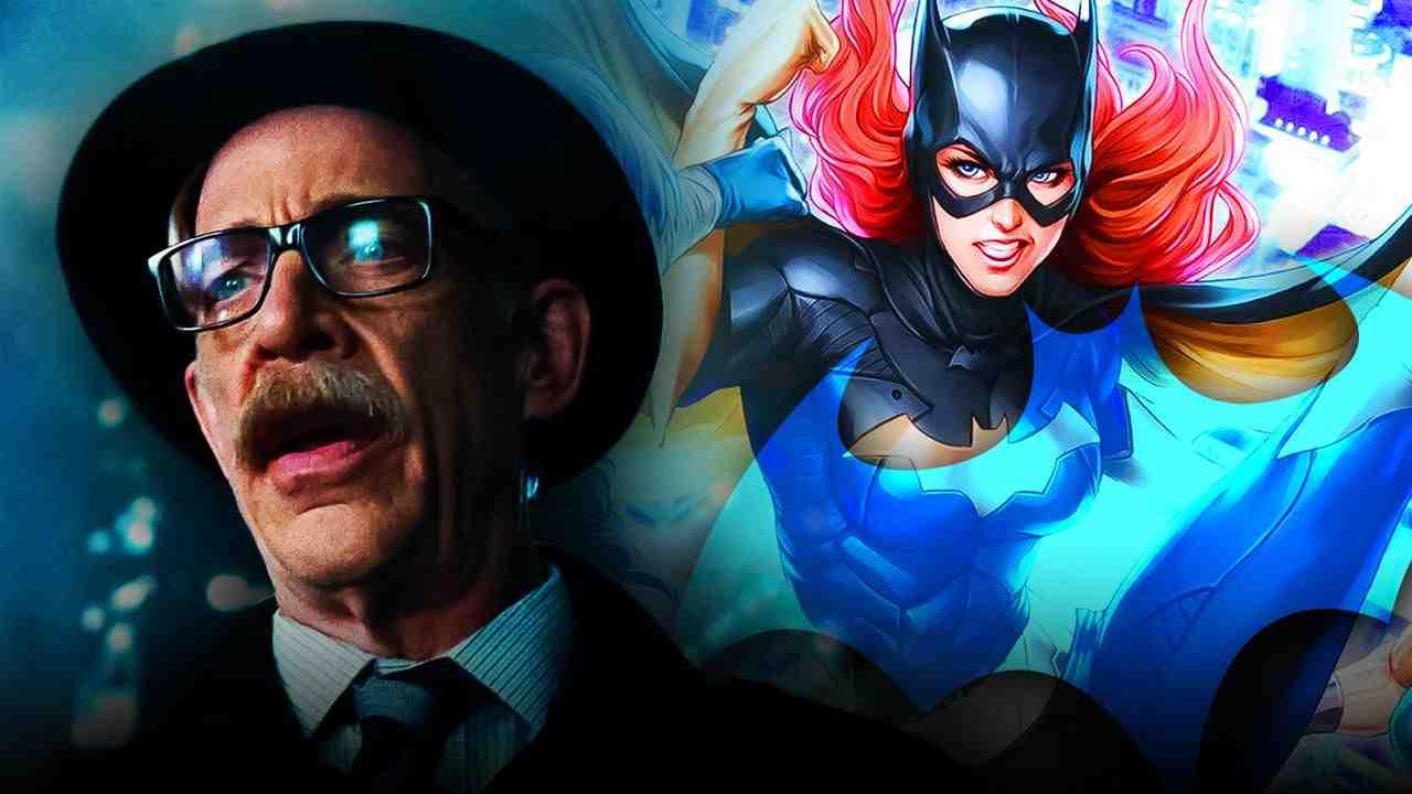 Batgirl Commissioner Gordon
