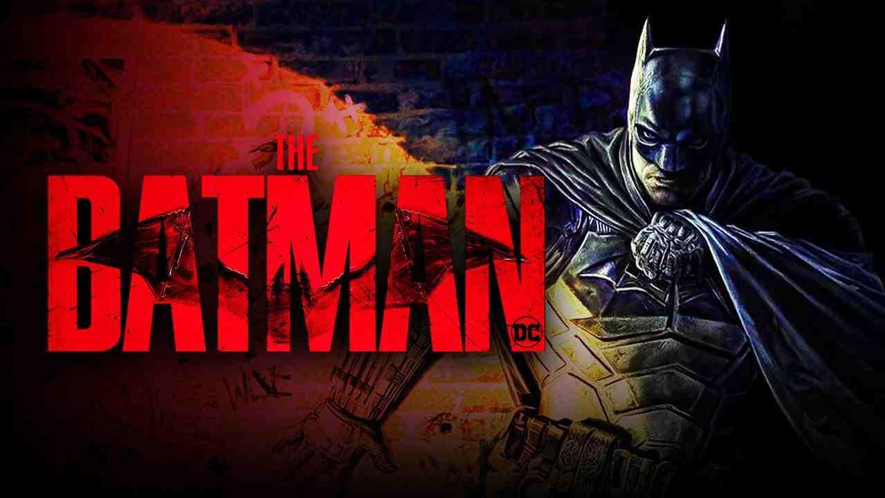 The Batman logo, Batman