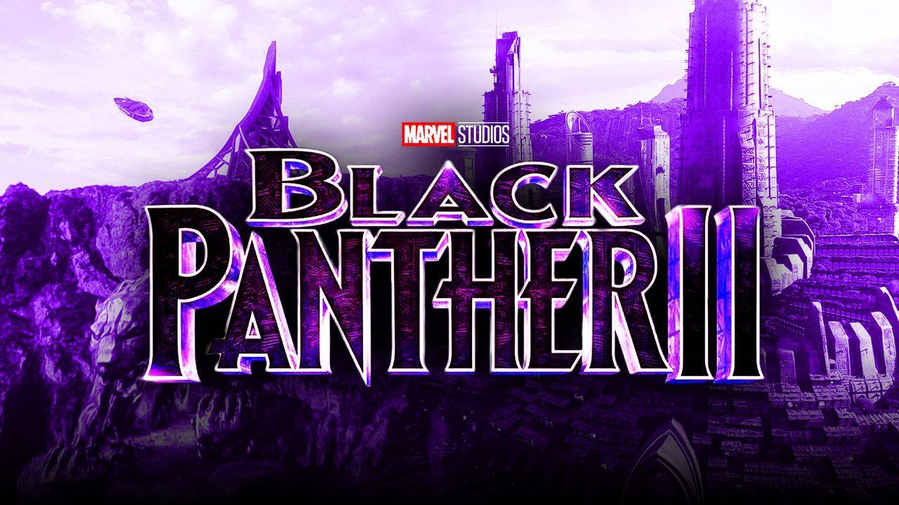 Black Panther 2 Wakanda Logo