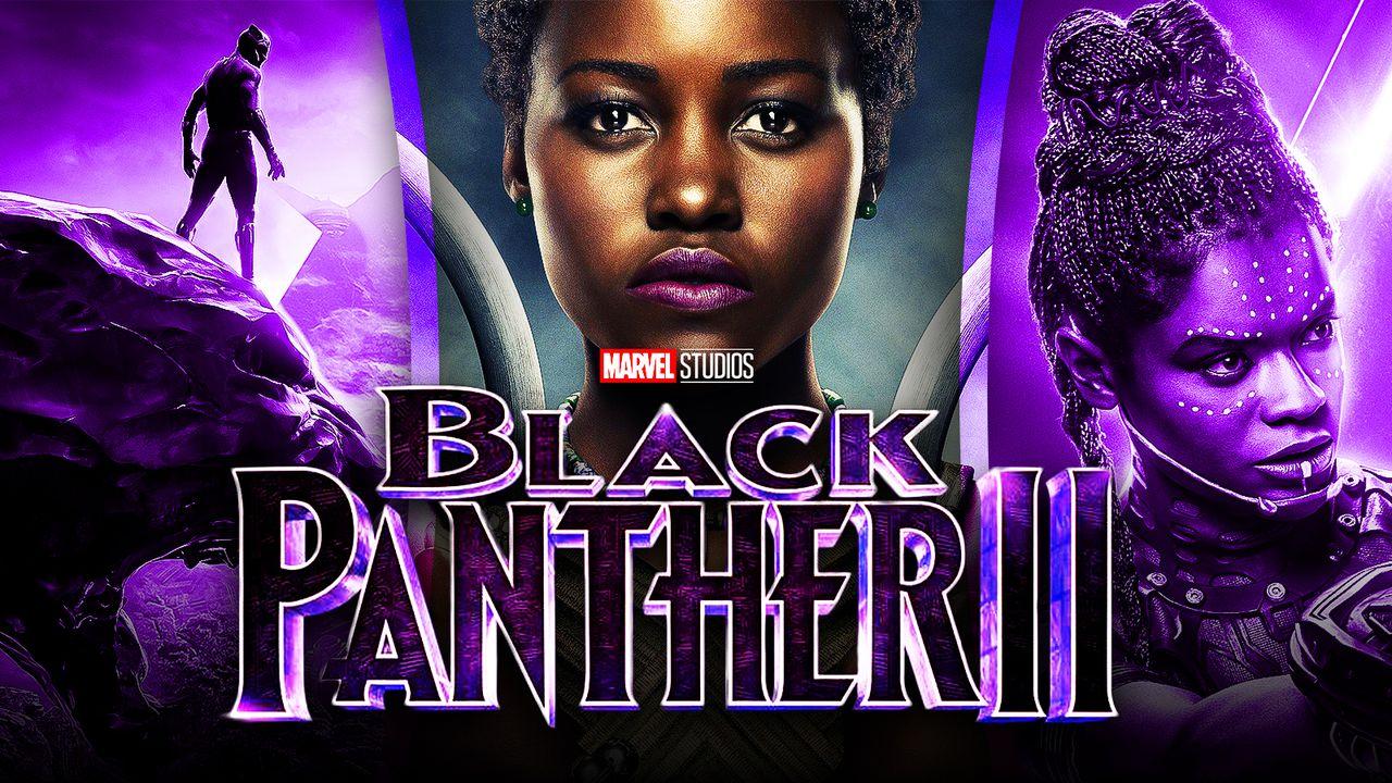 Black Panther, Nakia, Shuri, Black Panther II