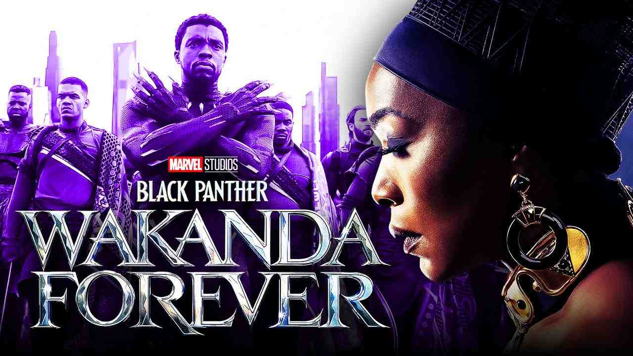 Black Panther 2 Wakanda Forever Ramonda