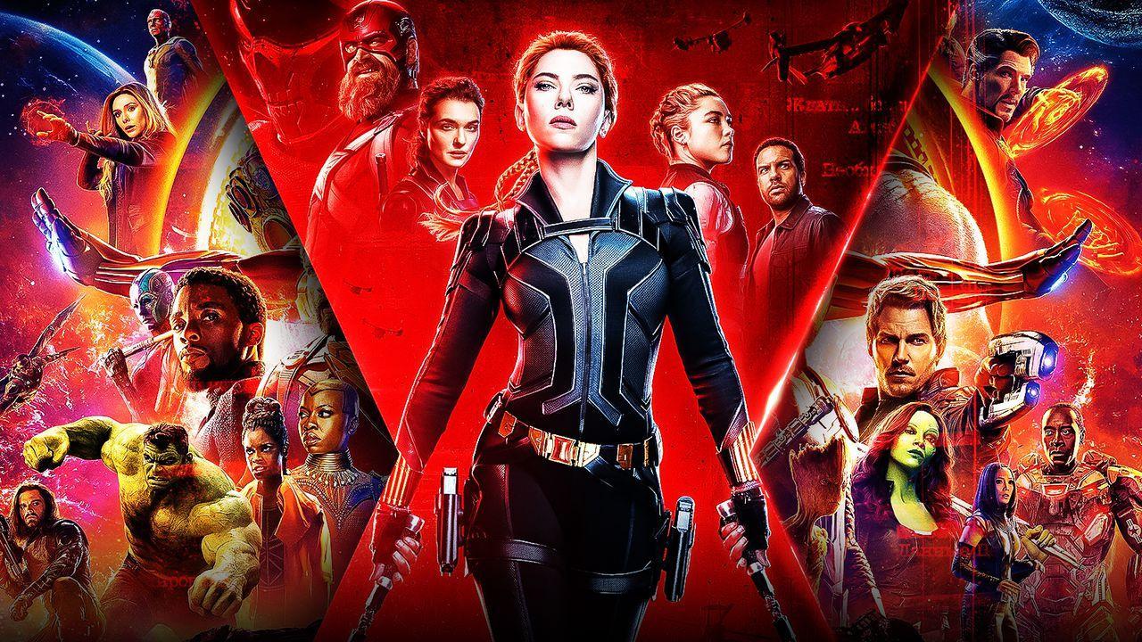 Black Widow, Avengers