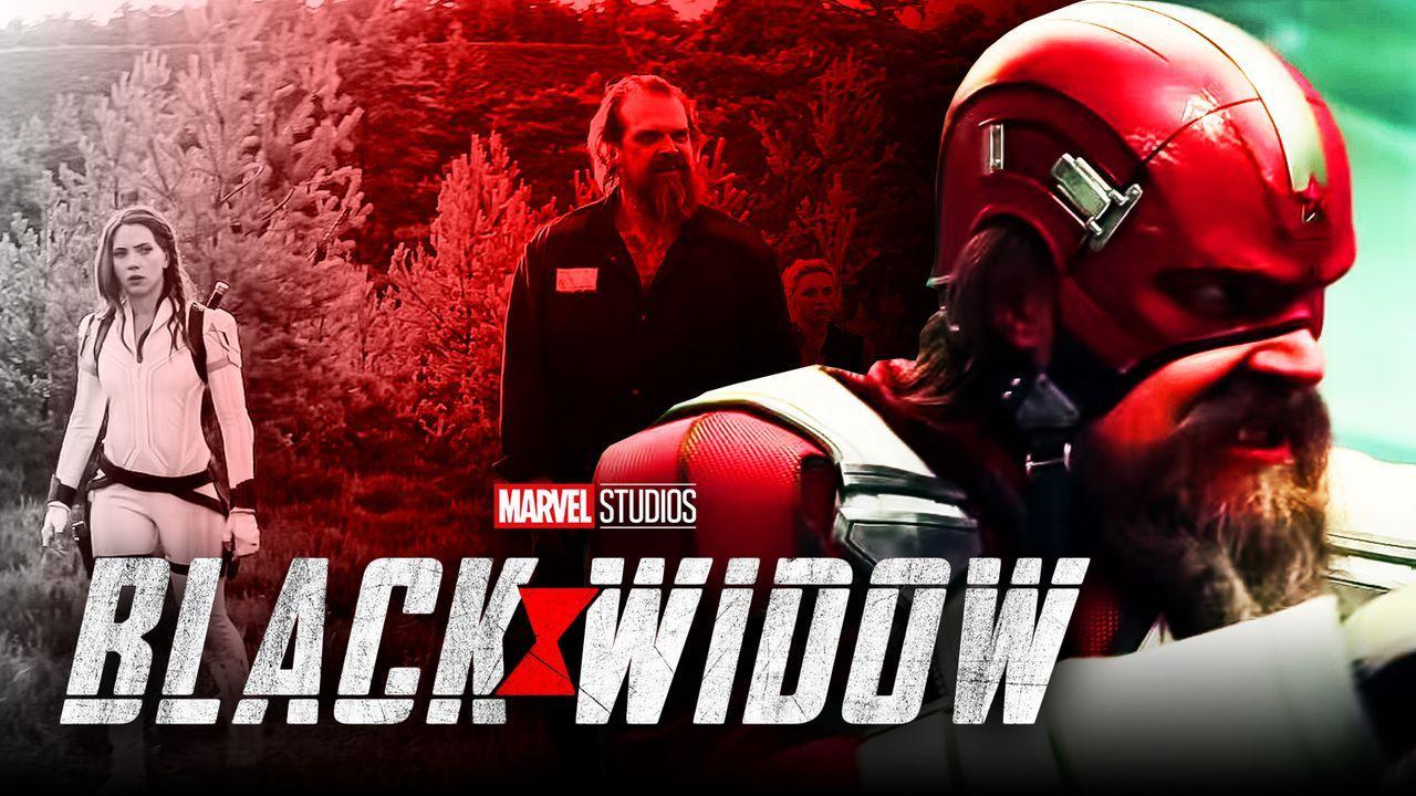 Black Widow, MCU, Marvel, Red Guardian