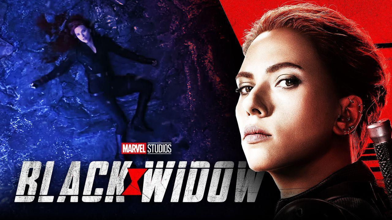 Black Widow Avengers Endgame Death