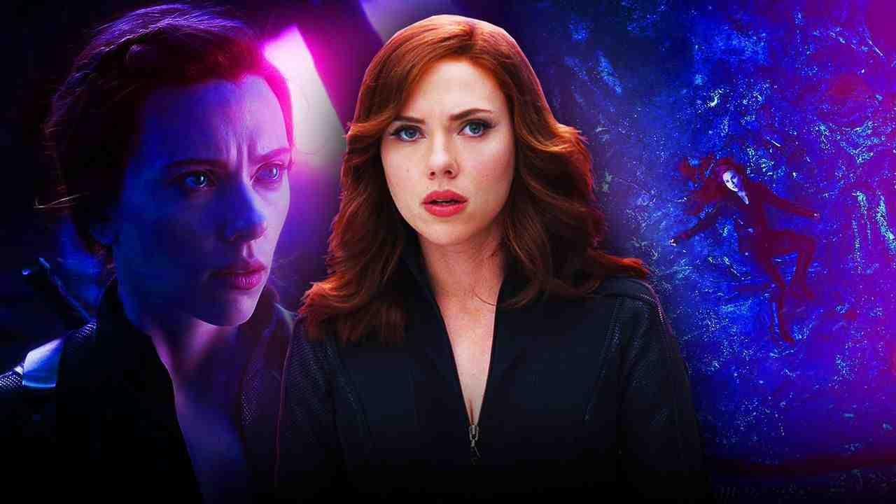 Black Widow in Endgame, Scarlett Johansson as Black Widow, Black Widow's Death