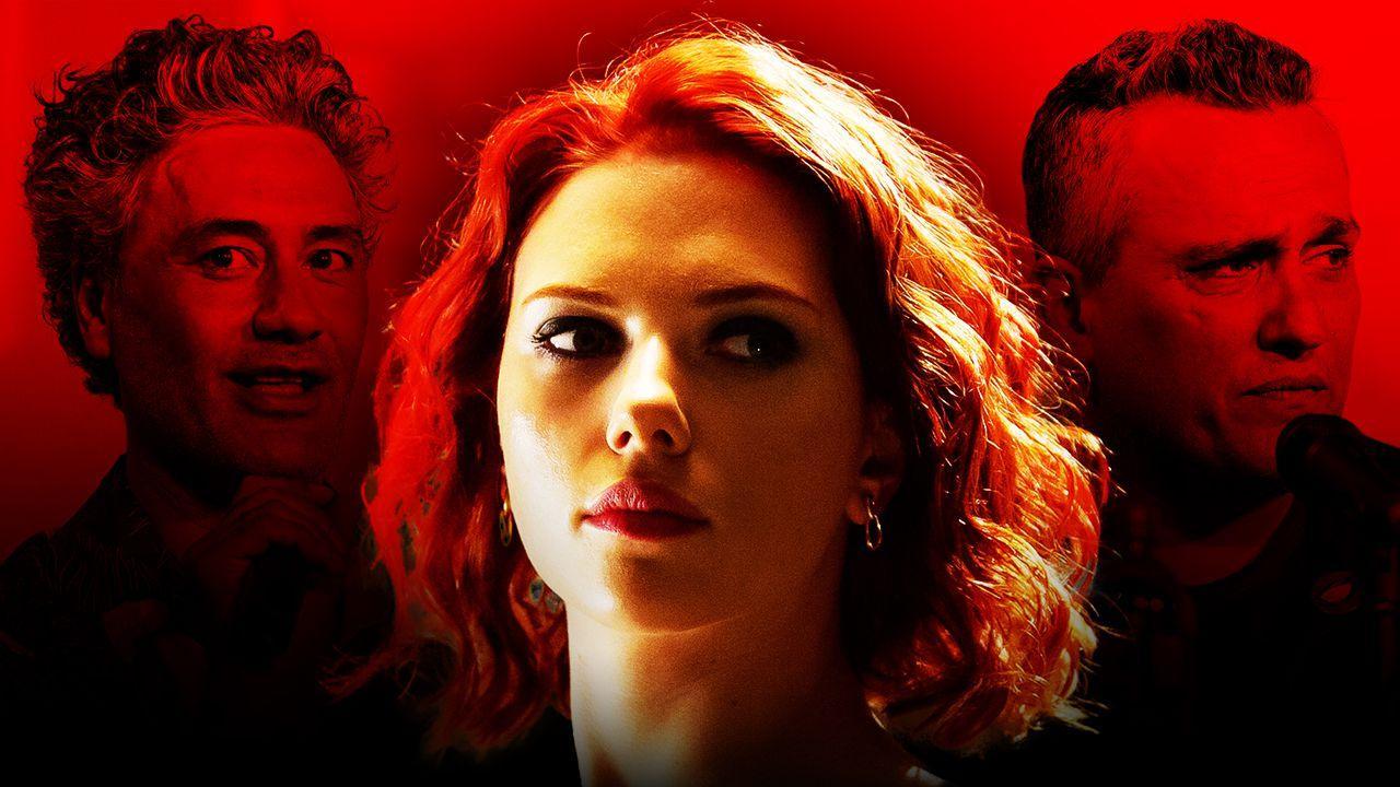 Black Widow, Scarlett Johansson, Russo Brothers, Taika Waititi