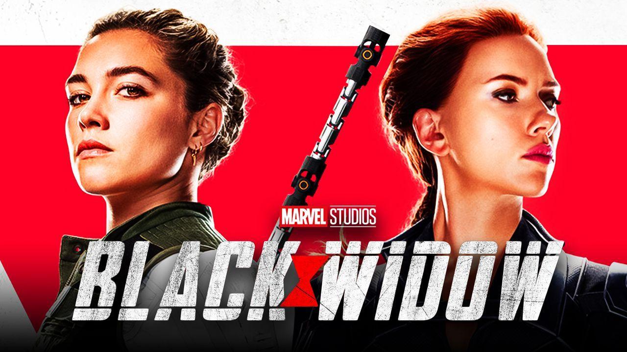 Black Widow Yelena Belova