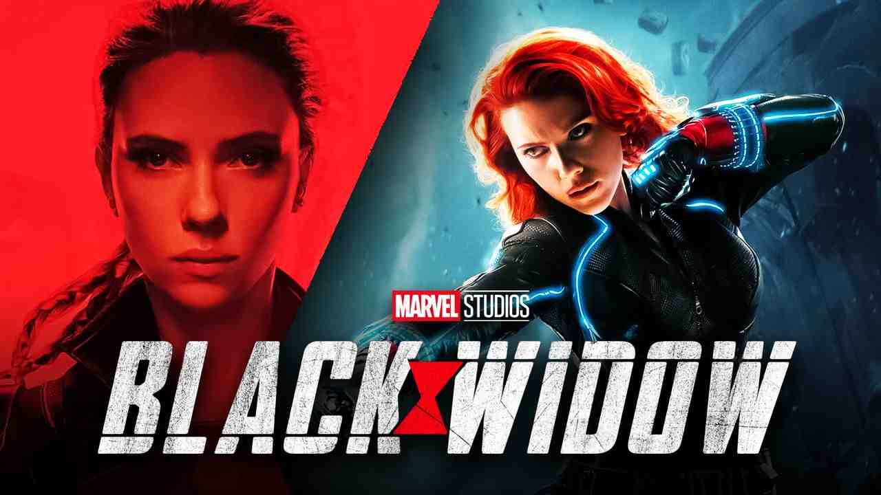 Black Widow, Black Widow logo, Natasha Romanoff