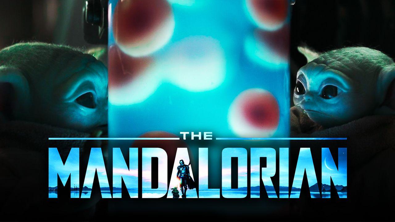 Baby Yoda Eggs, The Mandalorian Logo