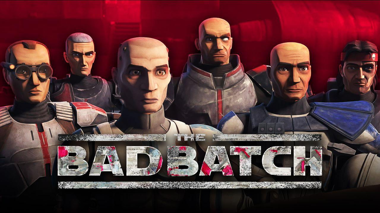 Star Wars Bad Batch Series