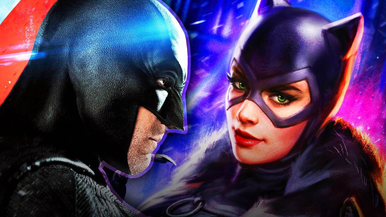 Ben Affleck's Batman, Catwoman