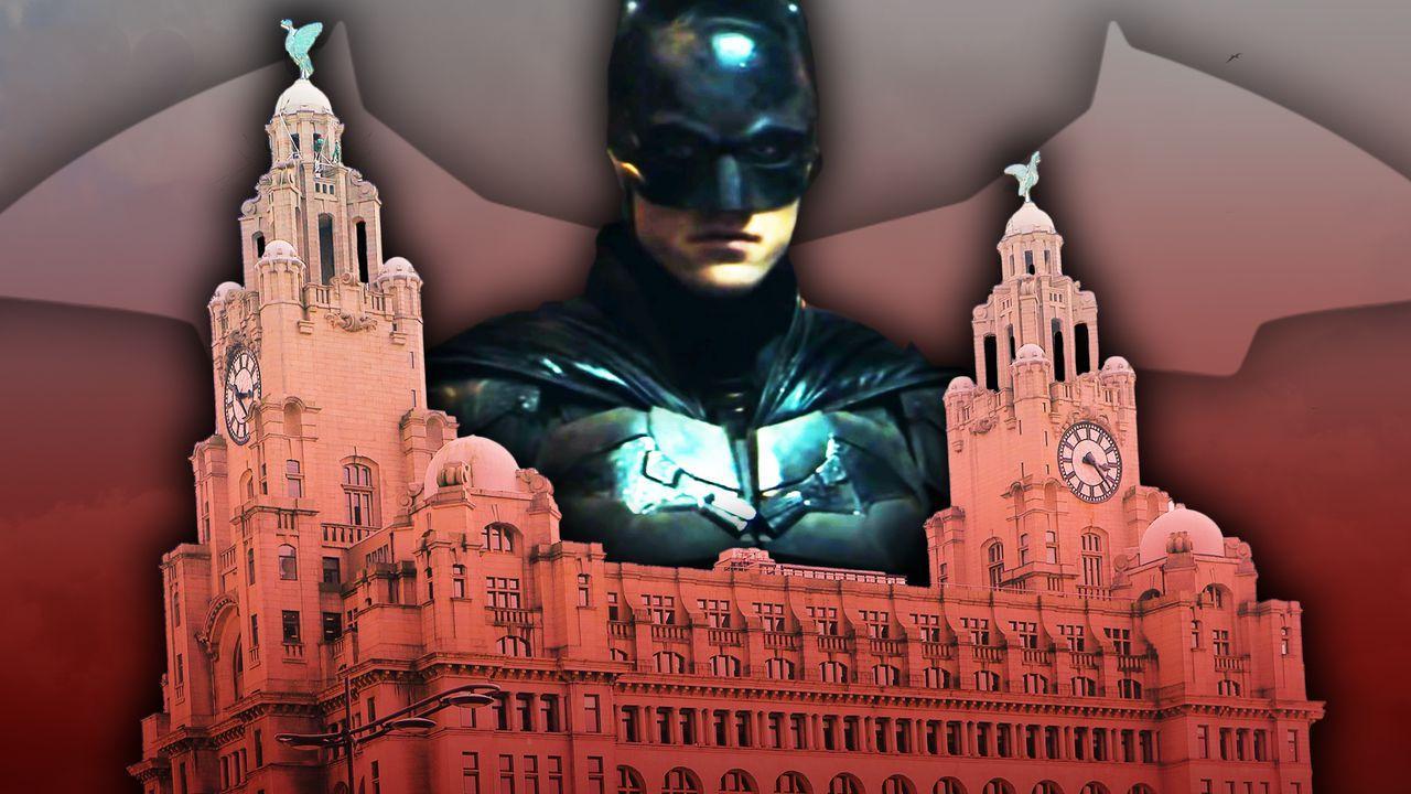 Batman, Royal Liver Building