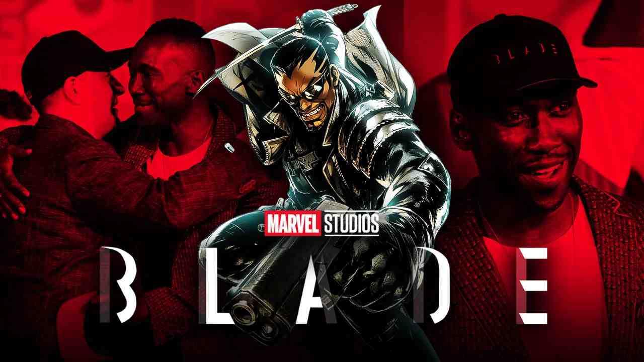 Blade Movie marvel Studios Mahershala Ali